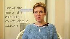 #Herozerohero 2017 - Sirpa Kähkönen: Epäonnistuminen kuuluu työelämään