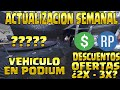 actualización semanal 12/03/2020 en GTA V online 1.50