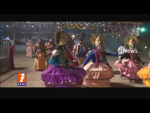 Maha Shivaratri Brahmotsavam Event Celebrates At Srisailam Mallikarjuna Swamy Temple   iNews