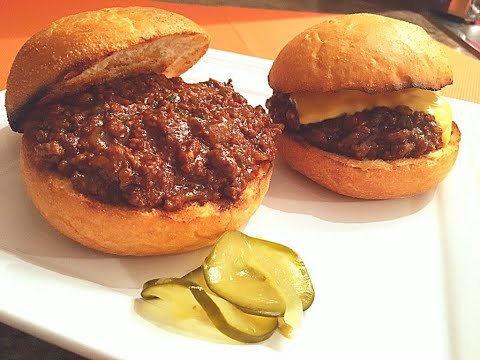 Slow Cooker BBQ Sloppy Joe Recipe • Great Anytime! Episode #169