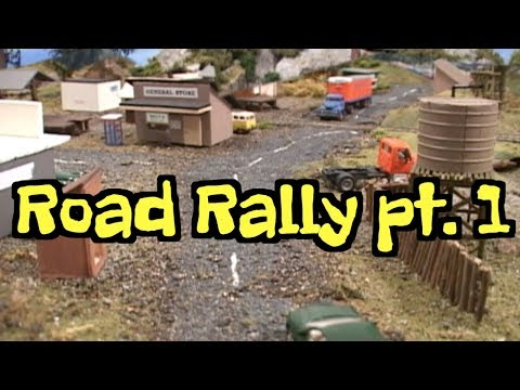 ROAD RALLY pt. 1