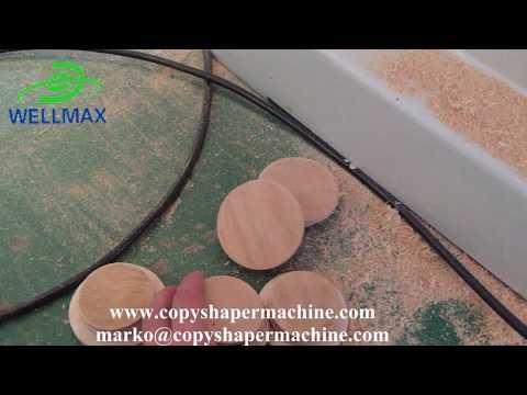 Wood copy shaper for making wooden lids,MX-7503