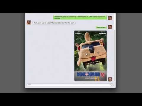 Leitersburg Cinemas -  Instant Message - Fall 2014