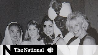 Trudeau 'deeply sorry' he appeared in brownface at school gala in 2001