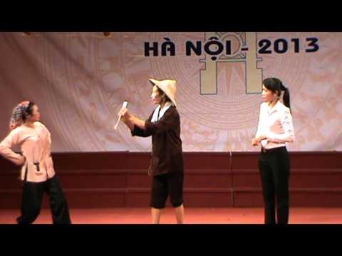 Phúc Thọ hát chèo: Nỗi lo không của riêng ai