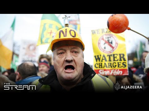 The Stream - Anger with #IrishWater boils over