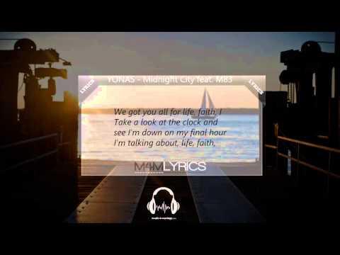 YONAS - Midnight City feat. M83 | Lyrics