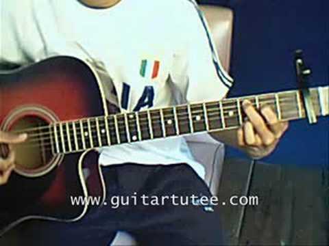 Golden Train (of Justin Nozuka ,by www.guitartutee.com)