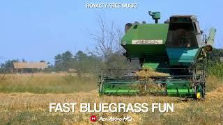 Royalty Free Music - Fast Bluegrass Fun