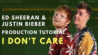 """Producer Reacts To Ed Sheeran & Justin Bieber - """"I Don't Care"""" 