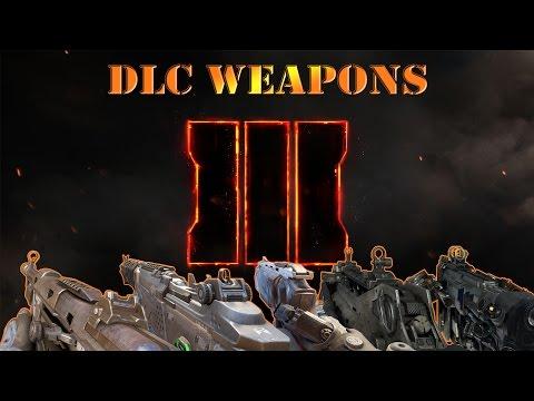 DLC оружия в Black Ops 3