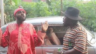 Chief Imo Comedy || chief imo with his bad mouth ! will you allow you uncle to do this?