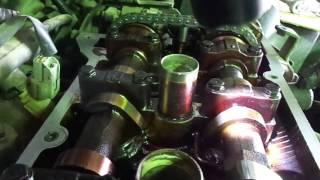 видео Замена ремня и цепи ГРМ Митсубиси . Плановая замена ГРМ Mitsubishi , комплекты с помпой