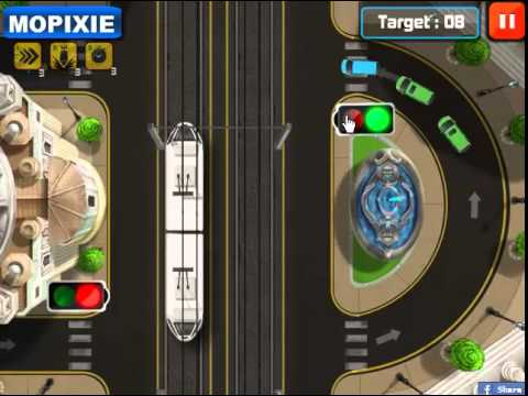 Traffic Frenzy Rome • Play Traffic Games • Mopixie