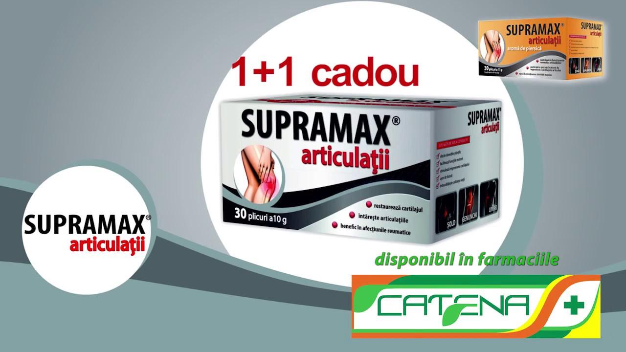 supramax articulatii tratament herbagetica catalog produse