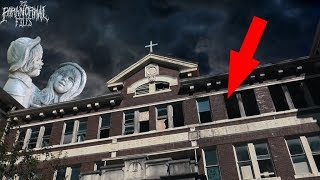 *SCARY* Nun Ghosts Make Presence Known in Abandoned Catholic Seminary | THE PARANORMAL FILES