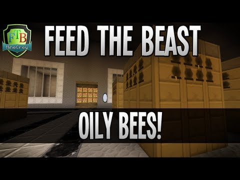 Feed The Beast: Oily Bees! (EP59)