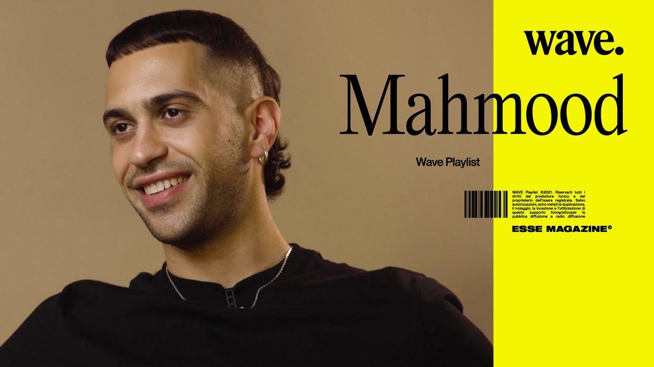 Mahmood crea la playlist della sua vita e gioca a Song Association | WAVE