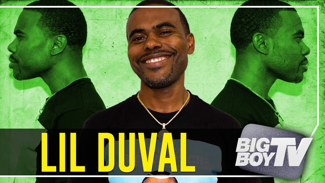Lil Duval Talks Comedy Roots Smile B Ch With Big Boy Tv Center Stage