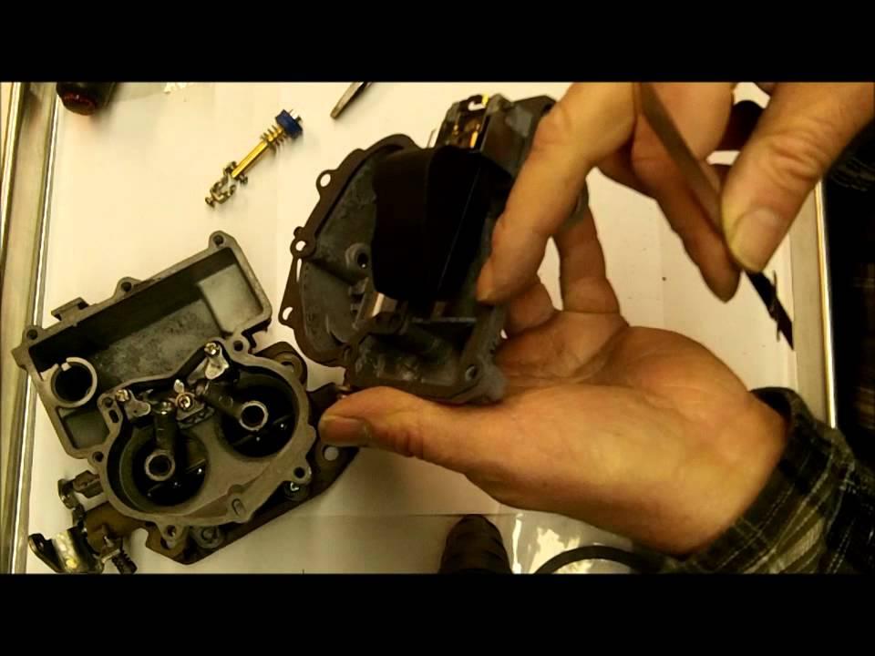 Mercarb Marine Rebuild Parts 2 - Assembly