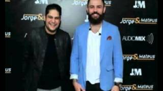 Jorge e Mateus - Louca de saudade - DVD Ao vivo em São Paulo 2015-16)