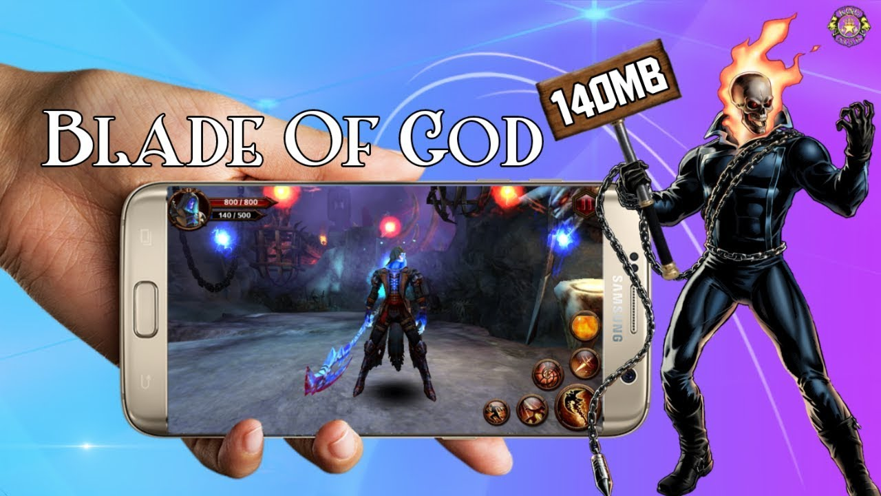 Download Blade-Of-God Mod Apk |Unlimited Money Mod |Offline|(Hd Gameplay)