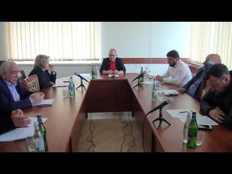 Բերդ համայնքի ավագանու 22.04.2021թ. նիստ