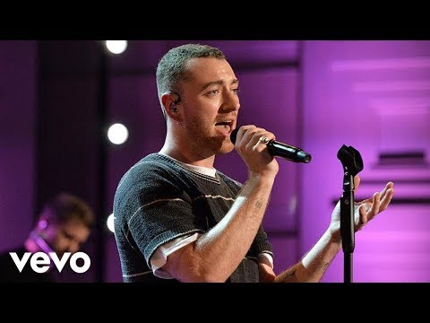 Thumbnail: Sam Smith - Too Good at Goodbyes in the Live Lounge