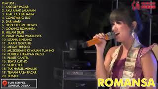 ANGGEP PACAR EDOT ARISNA FULL ALBUM ROMANSA TURI TEMPEL GUNTUR DEMAK