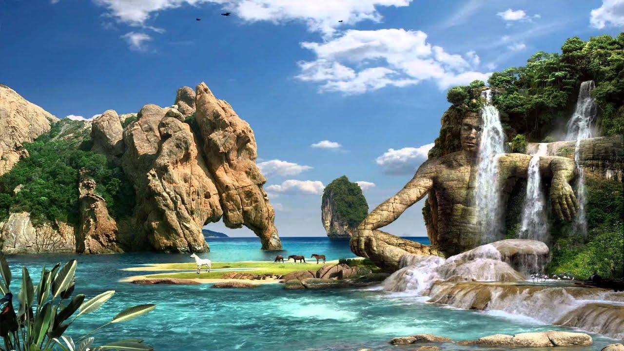 Legendary Waterfalls Animated Wallpaper Desktopanimated