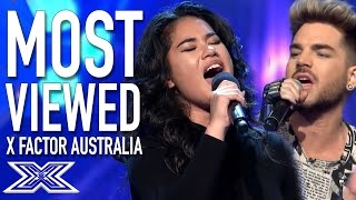 Baixar TOP 10 MOST VIEWED PERFORMANCES | The X Factor Australia