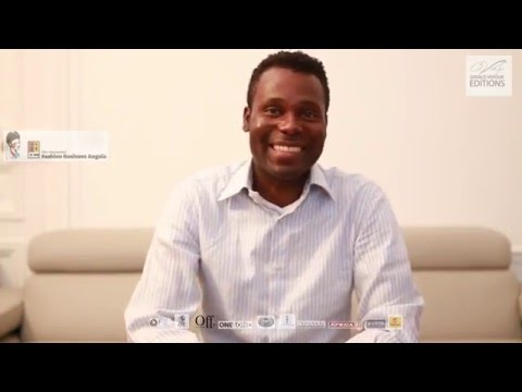 Fashion Business Angola (2sd edition) - Objectif Stars - Marcelo Nlele for Gérald Véfour Éditions