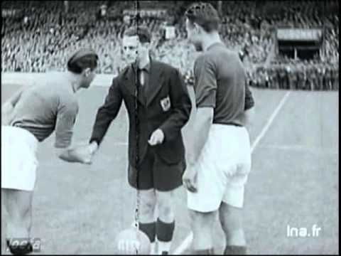 WC 1938 Final Italy - Hungary 1st half (19.06.1938)