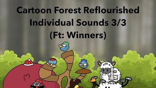 My Singing Monsters - Cartoon Forest Reflourished - Individuals 3/3 (Ft. Winners)