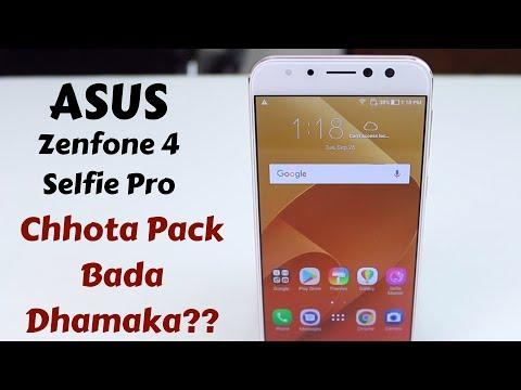 Asus Zenfone 4 Selfie Pro Powerpack Review