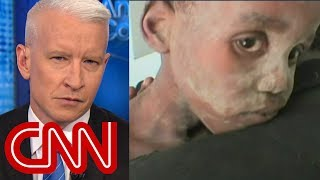 Anderson Cooper's emotional message to Haiti thumbnail
