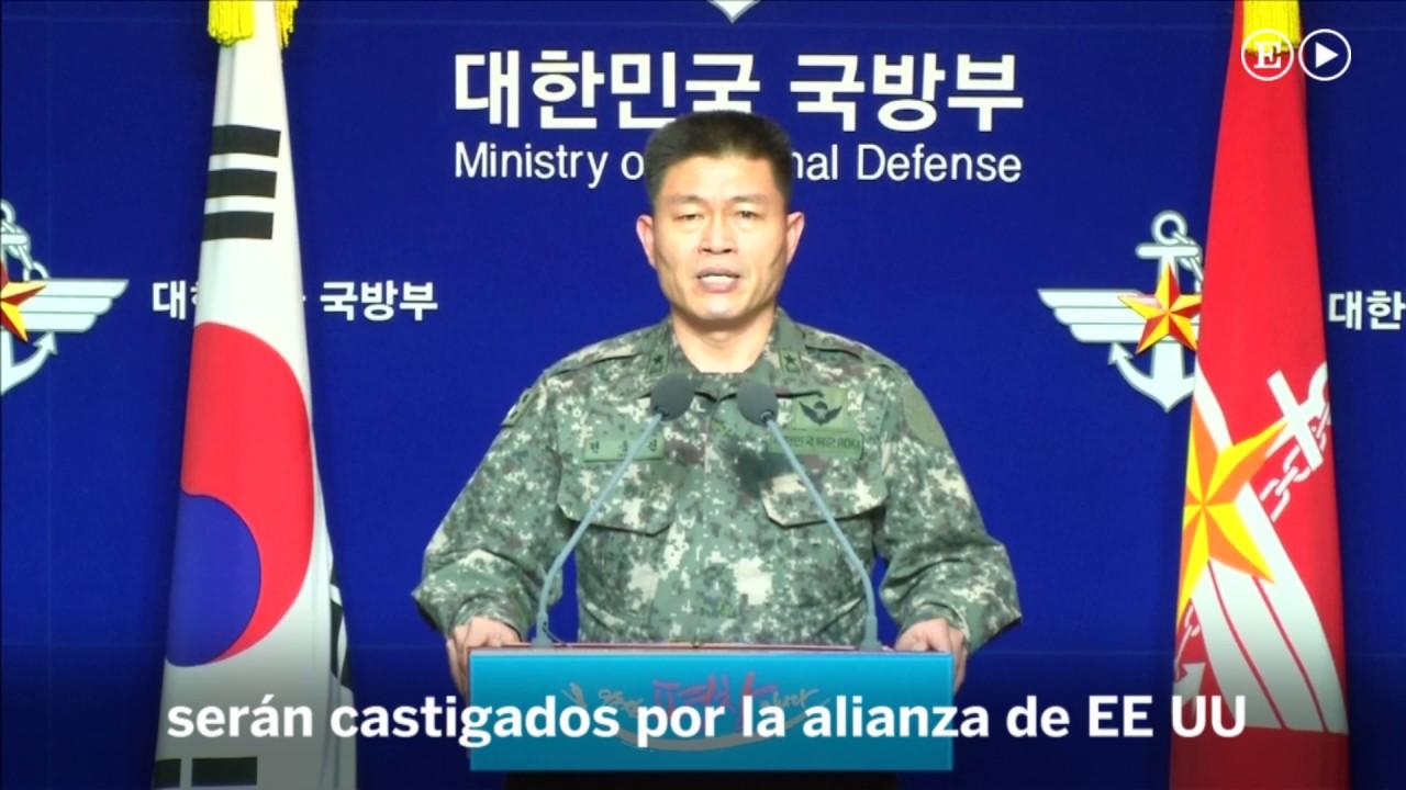 Hwasong-12, el nuevo misil nuclear de Corea del Norte | Internacional