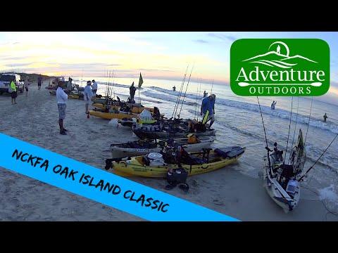 NC Kayak Fishing Assn 5th Annual Oak Island Classic