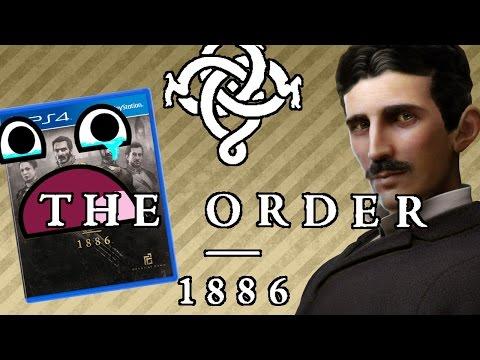 Nikola Tesla - L&V - The Order 1886
