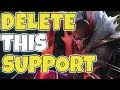 Riot Games You Need To Delete This Support NOW - League of Legends