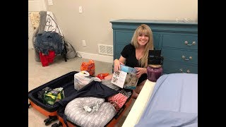 What's In My Hospital Bag - I Actually Used It!!
