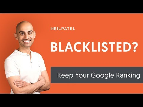 How Google Algorithm Updates Can Get You Blacklisted   Avoid These 3 SEO Mistakes!