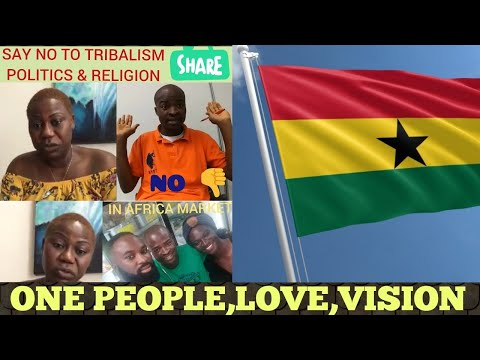 SAY NO TO TRIBALISM. LET US STAY TOGETHER AS GHANAIANS - Evangelist Addai