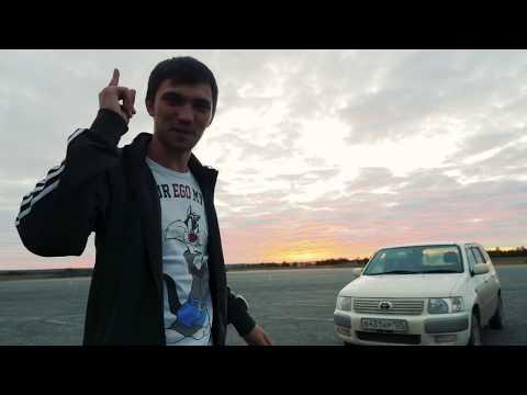 DESTRUCTION TEST 10 тест драйв Toyota Succeed. Мечта Якута.