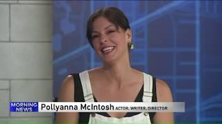 'Walking Dead' star Pollyanna McIntosh on new horror film 'Darlin'
