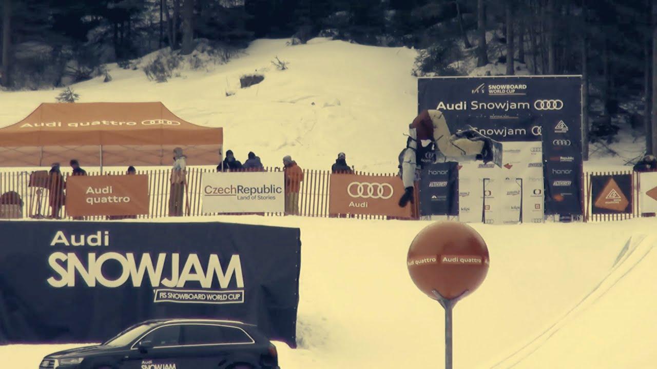Audi Snowjam 2016