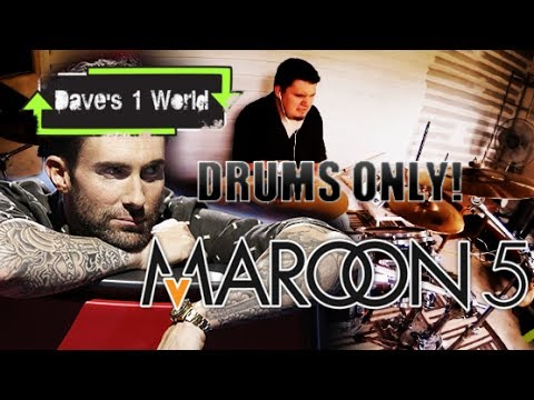 Maroon 5 - This Love - Drums Only