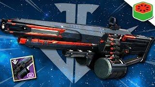 Hammerhead - Forge Machine Gun | Destiny 2 Black Armory