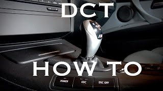 How To Use BMW DCT - E92 M3