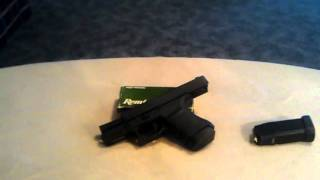Review on my Glock 30 SF (Short Frame)